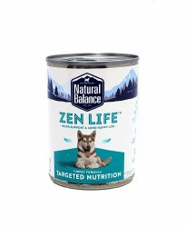 Natural Balance Zen Life Turkey and Brown Rice 13oz