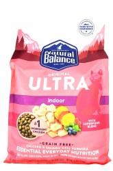 Natural Balance Original Ultra Grain Free Indoor Chicken and Salmon Meal Formula 6lb