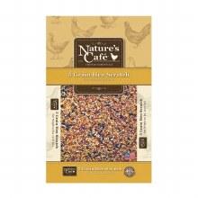 Nature's Cafe Five Grain Hen Scratch 20lb