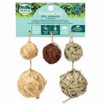 Oxbow Enriched Life Roll Arounds 3 Pack