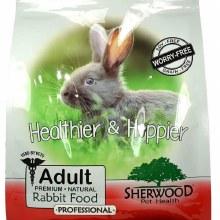 Sherwood Adult Rabbit Food Professional 4.5lb