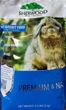 Sherwood Adult Rabbit Food 4.5lb