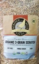 Scratch and Peck 3-Grain Scratch 10lb