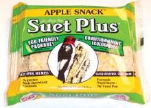 Wildlife Sciences Suet Plus Apple Snack 11oz
