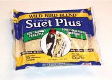 Wildlife Sciences Suet Plus Wild Bird Blend 11oz