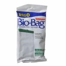 Tetra Whisper Bio-Bag Replacement Cartridge Medium Single