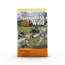 Taste of the Wild High Prairie Puppy Recipe 14lb