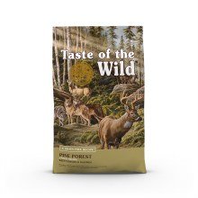 Taste of the Wild Pine Forest Canine Recipe  14lb