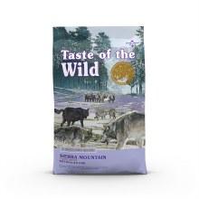 Taste of the Wild Sierra Mountain Canine Recipe 14lb