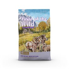 Taste of the Wild Ancient Mountain Canine Recipe 14lb