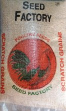 Volkman Seed Factory Poultry Scratch Grains 50lb