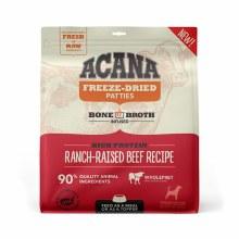Acana Freeze Dried Ranch-Raised Beef Patties 14oz