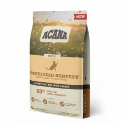 Acana Cat Homestead Harvest with Grains Formula 10lb