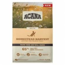 Acana Cat Homestead Harvest With Grains Formula 4lb