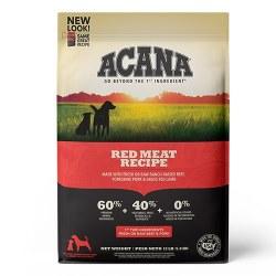 Acana Red Meats Recipe 13lb