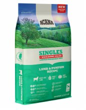 Acana Singles Lamb and Pumpkin With Grains Formula 11.5lb