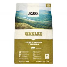 Acana Singles Pork and Squash Formula 25lb