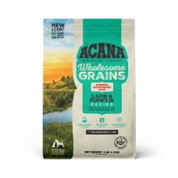 Acana Wholesome Grains Lamb and Pumpkin 4lb