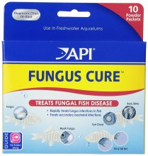 API Fungus Cure Powder 10 Pack