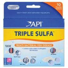 API Triple Sulfa Powder 10 Pack