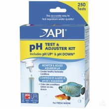 API pH Test and Adjuster Kit for Freshwater Aquariums