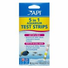 API 5-In-1 Test Strips 4 Pack