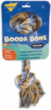 """Booda 2-Knot Colossal Rope Bone For Dogs 17"""""""