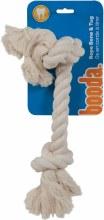 """Booda 2 Knot Rope Bone Medium 10"""""""