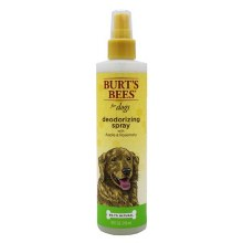 Burt's Bees for Dogs Deodorizing Spray with Apple and Rosemary 10oz