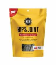 Bixbi Hip & Joint Beef Liver Jerky Treats 5oz