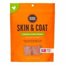 Bixbi Skin & Coat Chicken Jerky 5oz