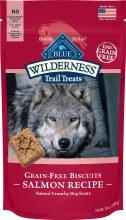 Blue Wilderness Trail Treats Salmon Biscuits 10oz