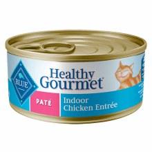 Blue Baffalo Indoor Cat Chicken Pate 5.5oz