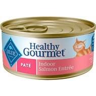 Blue Buffalo Indoor Cat Salmon Pate 5.5oz