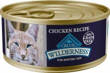 Blue Wilderness Mature Cat Chicken Pate 5oz