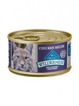 Blue Wilderness Adult Cat Chicken Pate 3oz