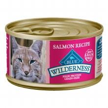 Blue Wilderness Adult Cat Salmon Pate 3oz