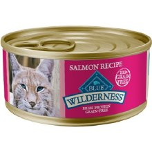 Blue Wilderness Adult Cat Salmon Pate 5.5oz