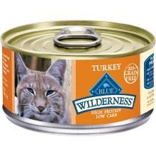 Blue Wilderness Adult Cat Turkey Pate 3oz