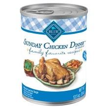 Blue Buffalo Adult Dog Sunday Chicken Dinner 12.5oz