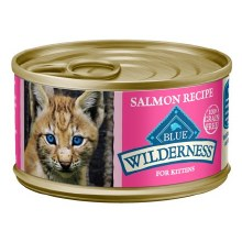 Blue Wilderness Kitten Salmon Pate 3oz
