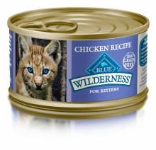 Blue Wilderness Kitten Chicken Pate 3oz