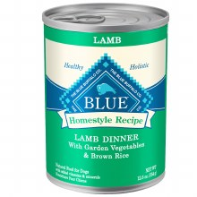 Blue Buffalo Adult Dog Lamb and Rice 12.5oz