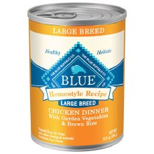 Blue Buffalo Adult Large Breed Chicken and Rice Dinner 12.5oz