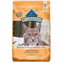 Blue Wilderness Adult Cat Weight Control Chicken 11lb