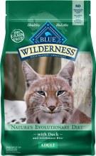 Blue Wilderness Adult Cat Duck 5lb