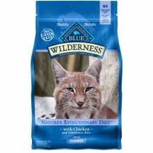 Blue Wilderness Indoor Cat Chicken 5lb