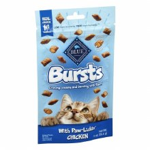 Blue Bursts Paw-Lickin' Chicken Cat Treats 2oz