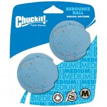 Chuckit! Medium Rebounce Ball 2 Pack