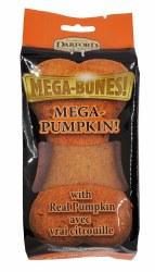 Darford Mega-Bones Mega-Pumpkin! Dog Treat 7oz